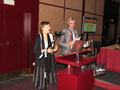 - Closing session (6) -chair of the conference Jana Hajslova and co-chair Michel Nielen